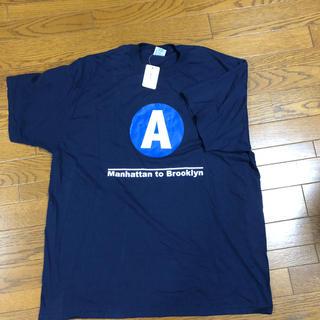 アメリカ ビックメトロTシャツ(Tシャツ/カットソー(半袖/袖なし))