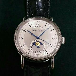 クロノスイス(CHRONOSWISS)のクロノスイス カイロスルナ CHRONOSWISS カイロス  ムーンフェイズ(腕時計(アナログ))