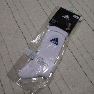 アディダス(adidas)の新品!アディダスadidasサッカーソックス16〜18(靴下/タイツ)