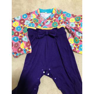 ベルメゾン(ベルメゾン)の袴風 ベビー服(和服/着物)