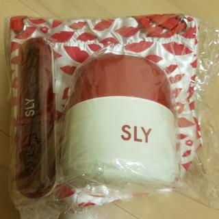 スライ(SLY)のSLY お弁当箱(弁当用品)