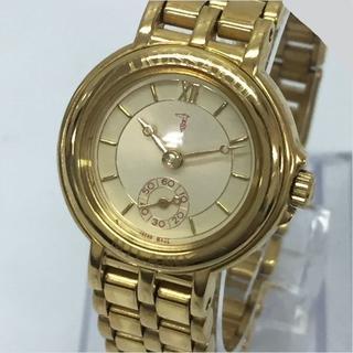 トラサルディ(Trussardi)のトラサルディ TR-7806 レディース ゴールド色系 クォーツ 稼動品(腕時計)