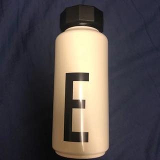 アルネヤコブセン(Arne Jacobsen)の❤️送料込み❤️デザインレターズ  Thermo Bottle サーモボトル(タンブラー)