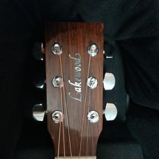 [超レア格安]LAKEWOOD M-1 ドイツ製名門ギター きらびやかな鳴り(アコースティックギター)