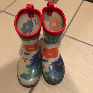 ブリーズ(BREEZE)の花柄長靴(長靴/レインシューズ)