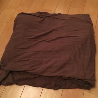 ムジルシリョウヒン(MUJI (無印良品))の無印良品 布団カバー シングル(シーツ/カバー)