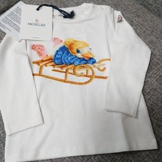 モンクレール(MONCLER)のモンクレール MONCLER 長袖Tシャツ 新品未使用(Tシャツ)