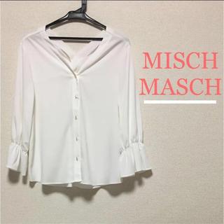 ミッシュマッシュ(MISCH MASCH)のMISCH MASCH♡キレイシャツ(シャツ/ブラウス(長袖/七分))