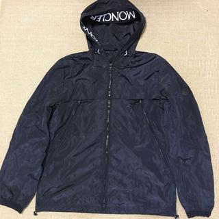 MONCLER モンクレール  メンズ  MASSEREAUジャケット 紺色 (ノーカラージャケット)