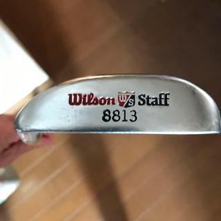 ウィルソンスタッフ(Wilson Staff)のウィルソン 8813 パター(クラブ)