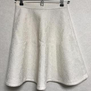 デターナル(DE TER NL)のDETERNL 綺麗目レーススカート (ひざ丈スカート)