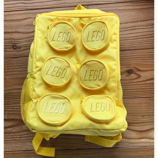 レゴ(Lego)のまおまり様 専用 LEGO レゴ リュックサック イエロー(リュックサック)