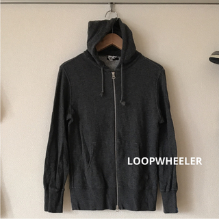 ビームス(BEAMS)のループウィラー(LOOPWHEELER)/ジップアップパーカー(パーカー)