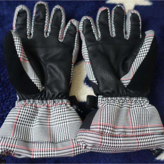 レディース☆スノボ、スキー用:グローブ *手袋 スポーツ/アウトドアのスノーボード(アクセサリー)の商品写真