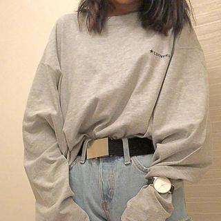 コンバース(CONVERSE)のCONVERSE 古着(Tシャツ(長袖/七分))