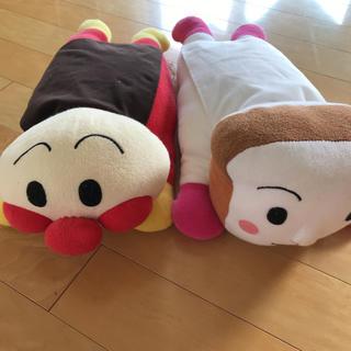 ニシカワ(西川)の☆すずダイゴ様専用☆アンパンマンとしょくぱんまんの抱き枕(キャラクターグッズ)