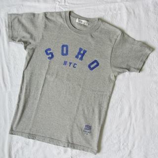 オールオーディナリーズ(ALL ORDINARIES)のALL ORDINARIES オール オーディナリーズ Tシャツ SOHO NY(Tシャツ(半袖/袖なし))