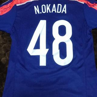 アディダス(adidas)のAKB48 日本代表ユニフォーム 岡田奈々(アイドルグッズ)