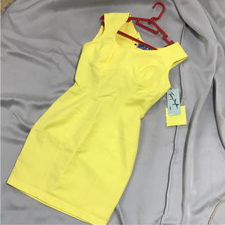 ティエリーミュグレー(Thierry Mugler)のバブル バブリー衣装 ★ 余興に ★ 派手な黄色(衣装)