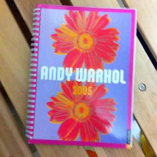 アンディウォーホル(Andy Warhol)のANDY WARHOL アンディーウォーホル 2005カレンダー(その他)