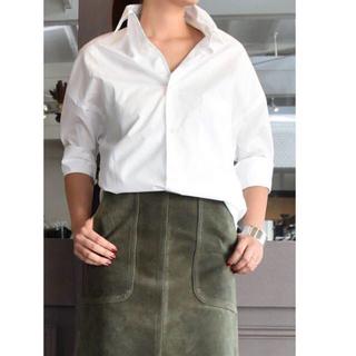 マディソンブルー(MADISONBLUE)のマディソンブルー J BRADLEY CUFF SHIRT カフスシャツ(シャツ/ブラウス(長袖/七分))