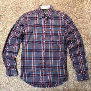 ガネーシュ(GANESH)のGANESH ガネーシュ チェックシャツ(シャツ)