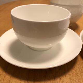 ムジルシリョウヒン(MUJI (無印良品))の無印 来客用湯呑みセット(食器)