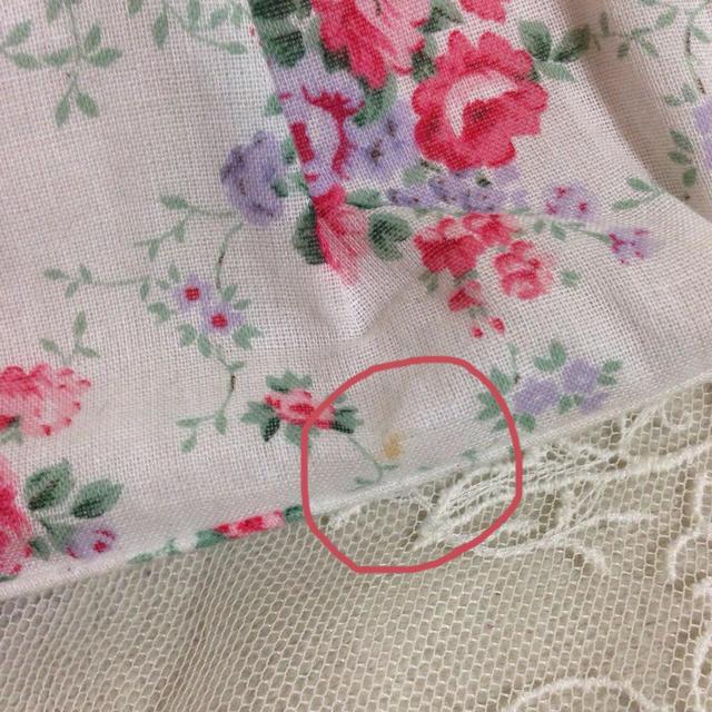 quatre saisons(キャトルセゾン)の花柄ポーチ レディースのファッション小物(ポーチ)の商品写真