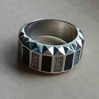 ジャスティンデイビス(Justin Davis)の美品 ジャスティンデイビスリング 19号(リング(指輪))