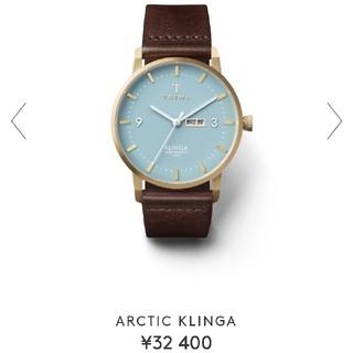トリワ(TRIWA)のトリワ TRIWA 腕時計 レディース 新品未使用(腕時計)