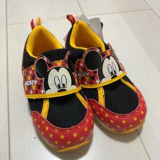 ディズニー(Disney)のキッズ 靴 スニーカー シューズ ミッキー ディズニー 14センチ 14(スニーカー)