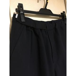 コモリ(COMOLI)のgraphpaper cook pants navy wool free(スラックス)