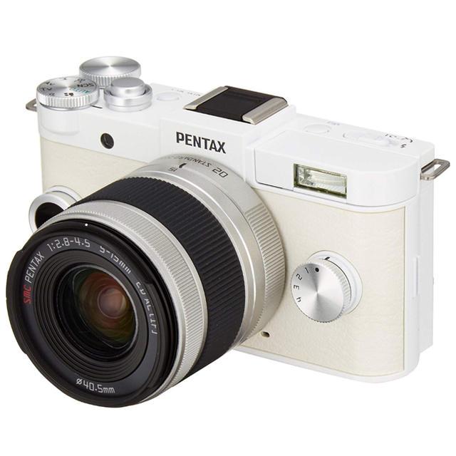PENTAX(ペンタックス)の【完売色!】超美品! ペンタックス ミラーレス一眼 Q-S1 スマホ/家電/カメラのカメラ(ミラーレス一眼)の商品写真