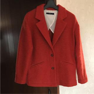 ソフィット(Soffitto)のSoffitto 圧縮ウールのジャケット(テーラードジャケット)