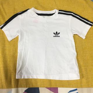 アディダス(adidas)のアディダス  ベビー&キッズ Tシャツ 85(Tシャツ)