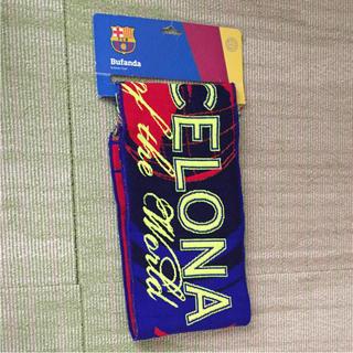 クストバルセロナ(Custo Barcelona)のFCB バルセロナ スカーフ マフラー サッカー(応援グッズ)