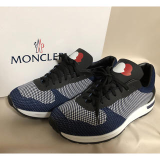 モンクレール(MONCLER)のMONCLER モンクレール スニーカー 41 26.0cm ローカット(スニーカー)