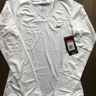 ナイキ(NIKE)のナイキ レディース 長袖シャツ(Tシャツ(長袖/七分))