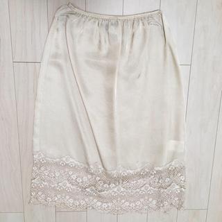 ナンバージュウイチ(n゜11)のn゚ 11 ペチコート(ひざ丈スカート)