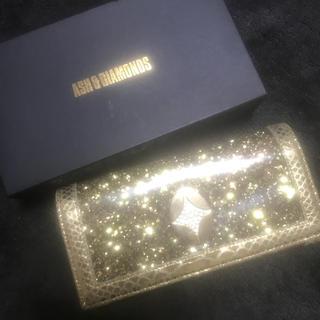 アッシュアンドダイアモンド(ASH&DIAMONDS)の【長財布】ASH&DIAMONDS(財布)