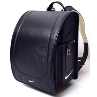 ナイキ(NIKE)のNIKE ナイキ ランドセル ブラック/セイル BZ9513-010 正規品保証(ランドセル)