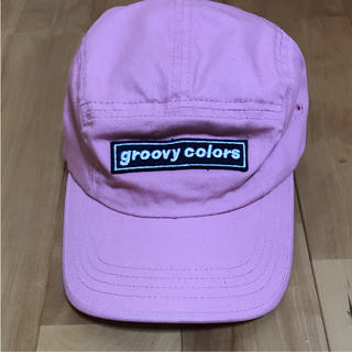 groovy colors キャップ