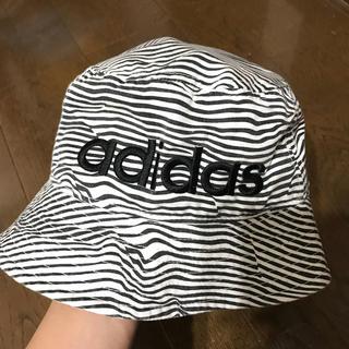アディダス(adidas)のバケットハット adidas ゼブラ 帽子(ハット)