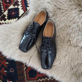 トゥデイフル(TODAYFUL)のLace-up Flat Shoes(ローファー/革靴)