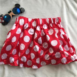 ディズニー(Disney)のミニーちゃん スカート.サングラス(ミニスカート)