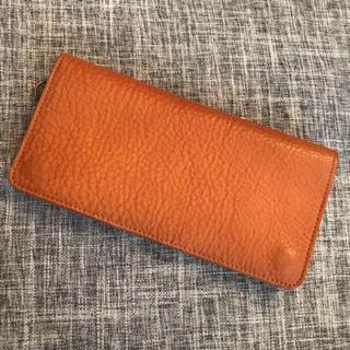 MUJI (無印良品) - 【無印良品】本革財布 長財布