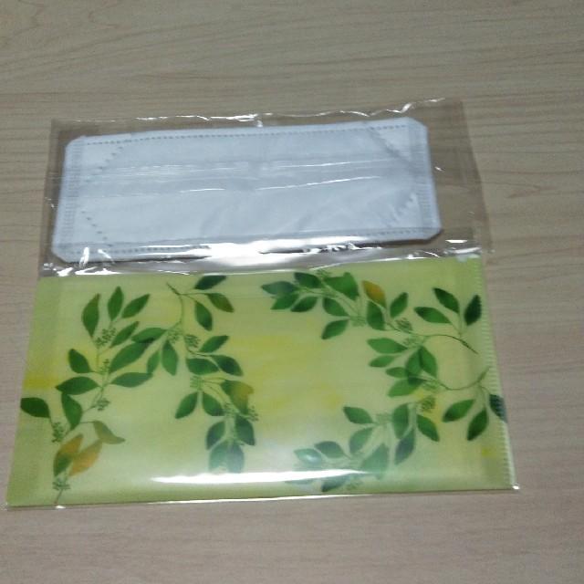 メディヒール マスクショップ 偽物 | HABA - [非売品]抗菌マスクケース&マスク1枚の通販