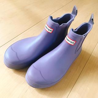 ハンター(HUNTER)のHUNTER ハンター  レインブーツ レインショートブーツ 長靴(レインブーツ/長靴)