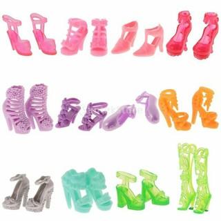 ドール 靴  12足セット(その他)