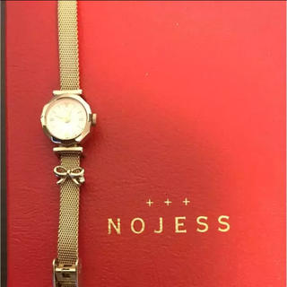 ノジェス(NOJESS)のNOJESS♡メッシュベルトウォッチ(腕時計)